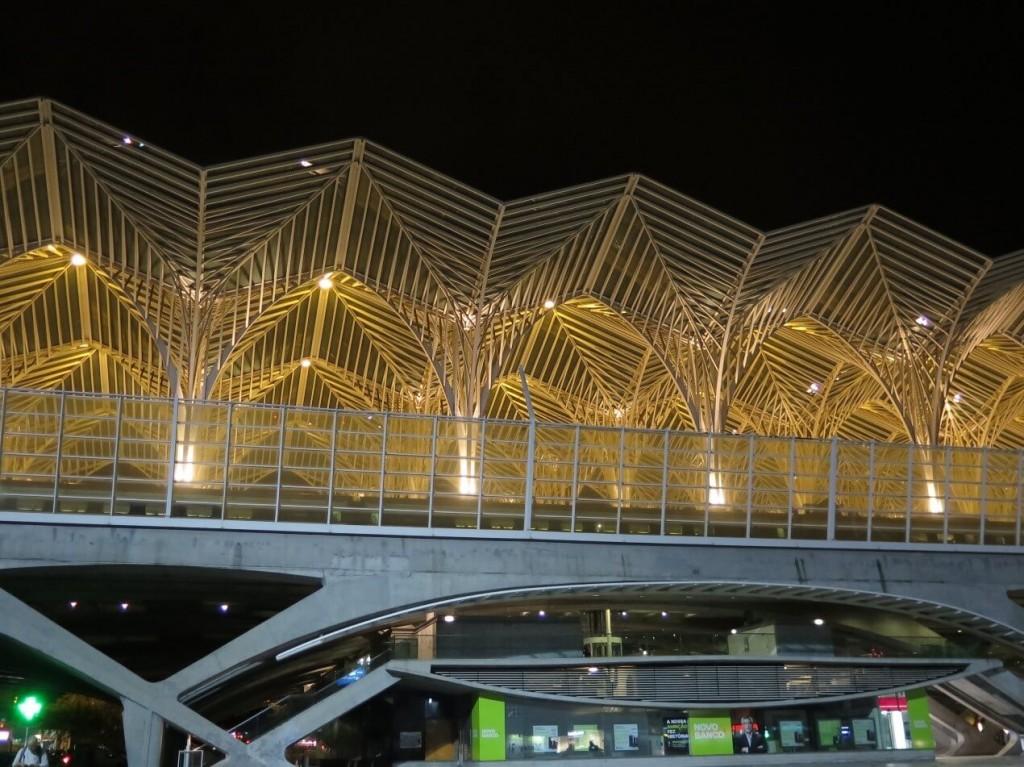 תחנת הרכבת לאקספו