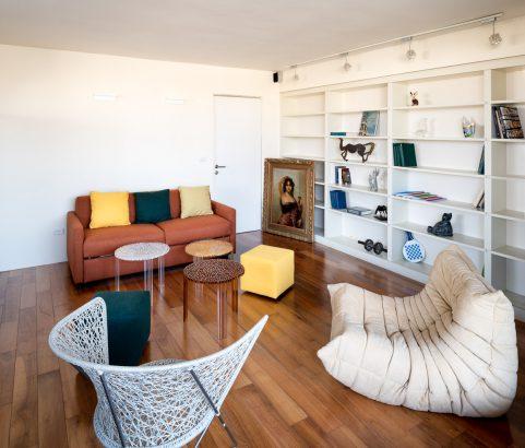 דירת חדר בפנטהואז ברמת אביב7